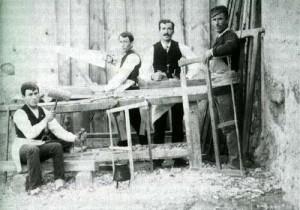 carpinteros desde siglo XIX